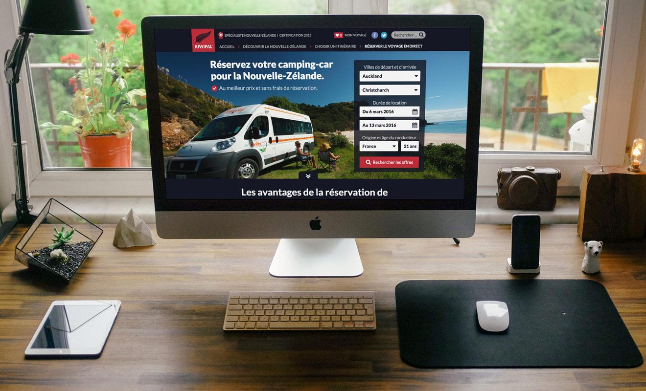 Utilisez le comparateur de Kiwipal pour trouver le camping-car de vos rêves au meilleur prix. Notre outil regroupe la quasi-totalité des loueurs de véhicules installés en Nouvelle-Zélande et vous permet de réserver en direct sans agence de voyages.