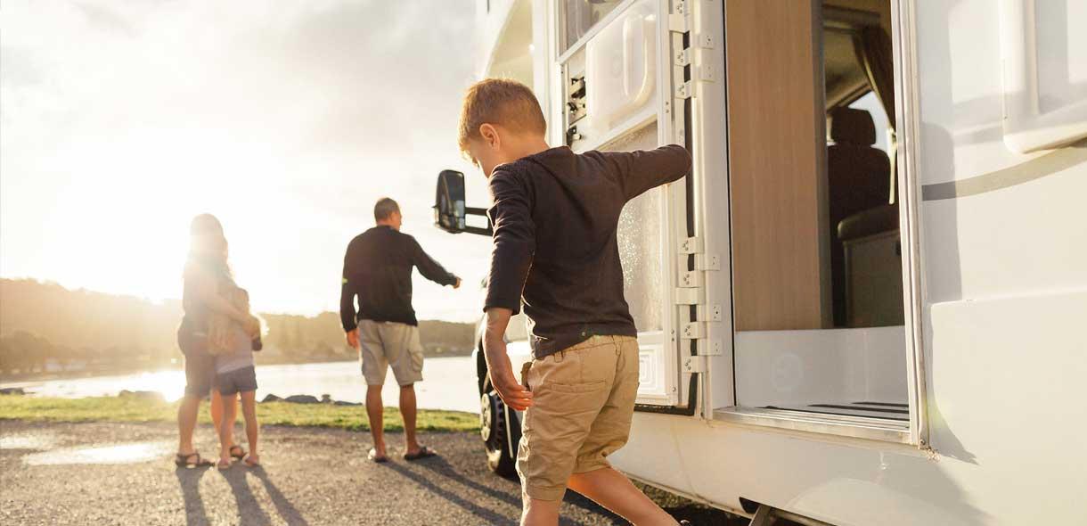 Réservez vos nuits de camping pour votre séjour chez les néo-zélandais.