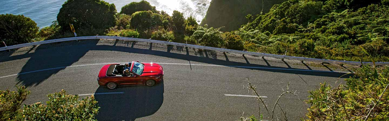 Réservez votre voiture sans agence de voyages pour la Nouvelle-Zélande.