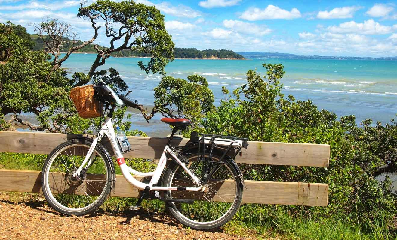 Préférez la location d'un vélo électrique pour ne pas vous épuiser.