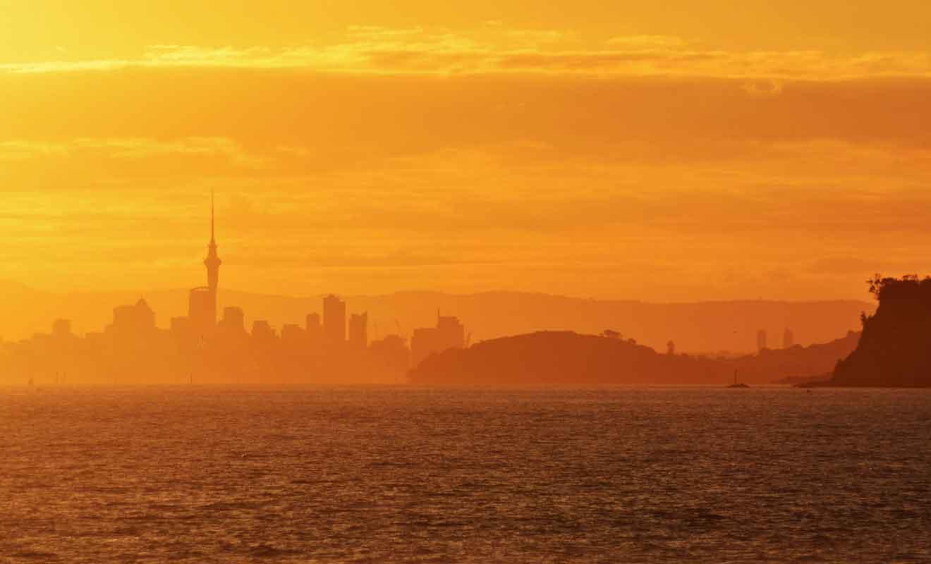 Waiheke est de loin la visite la plus intéressante de la région d'Auckland.
