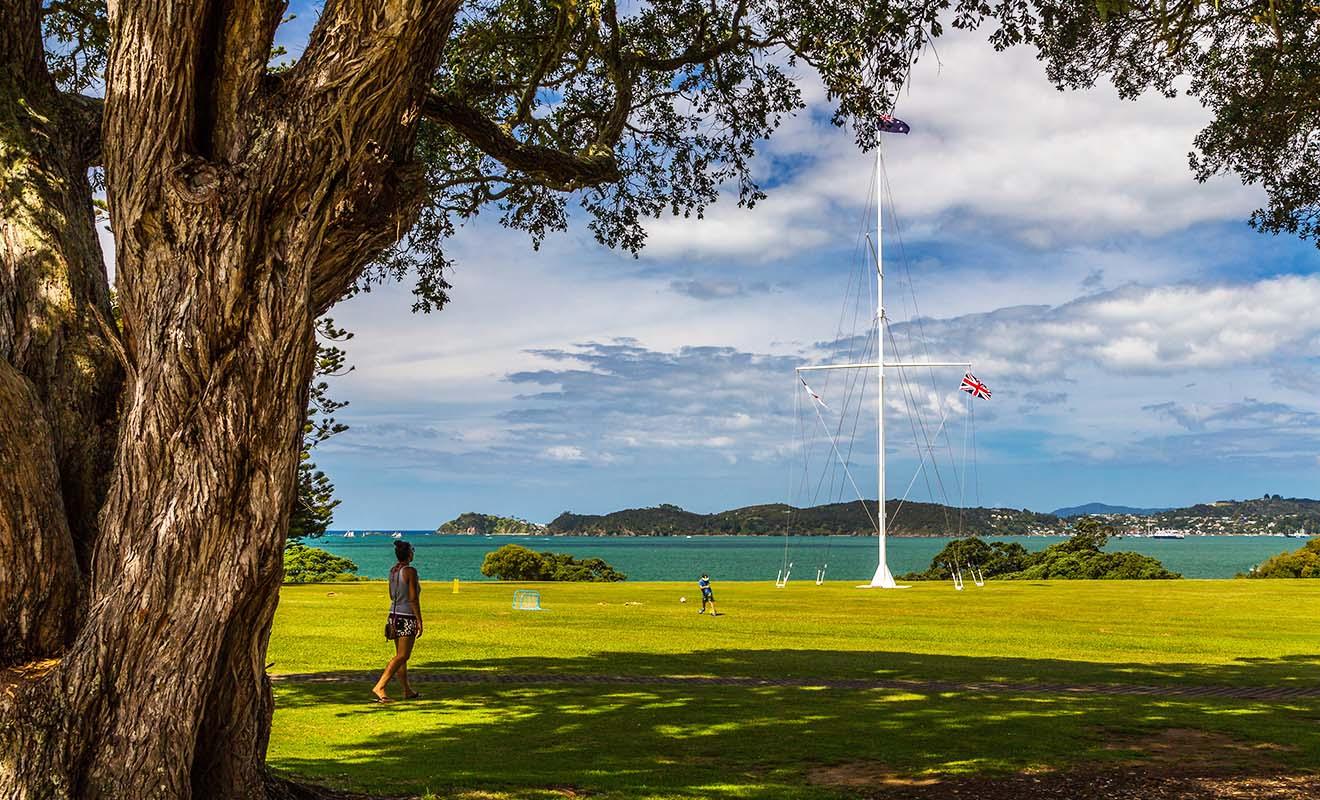 La fête nationale commémore la signature du traité de Waitangi qui mit fin à la lutte entre les Maoris et les Britanniques.