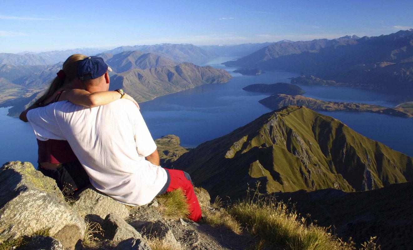 Chaque visiteur peut explorer la Nouvelle-Zélande à son propre rythme et prendre le temps de savourer des paysages hors du commun.