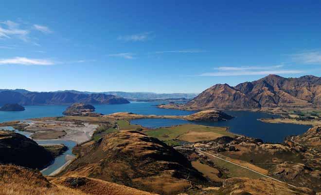 De nombreuses scènes du Seigneur des Anneaux ont été filmées dans la région de l'Otago et à Wanaka.