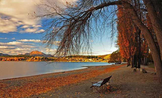 Le climat de la région de l'Otago reste doux toute l'année.