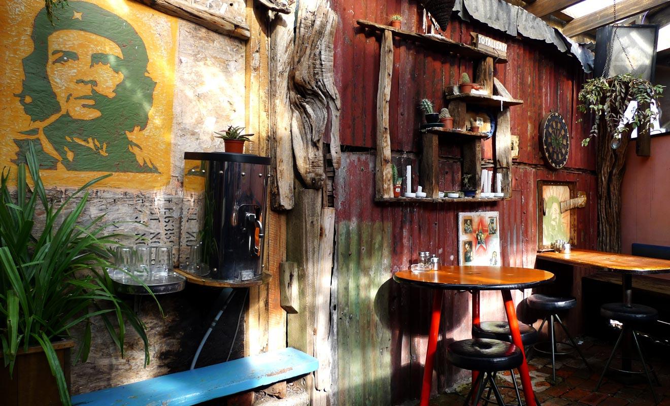 La réputation de ce café inspiré de la Havane n'est plus à faire. Le Fidel figure en bonne place dans la plupart des guides touristiques et il est également apprécié par l'équipe de Kiwipal.
