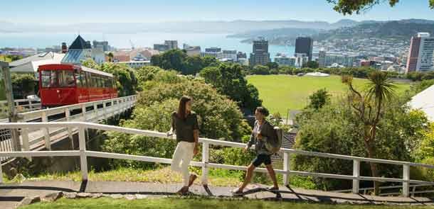 Wellington est devenu la capitale de la Nouvelle-Zélande quand des rumeurs de sécession de l'île du Sud ont commencé à circuler. On a choisi Wellington pour sa position centrale et sa plus grande proximité avec l'Île du Sud.