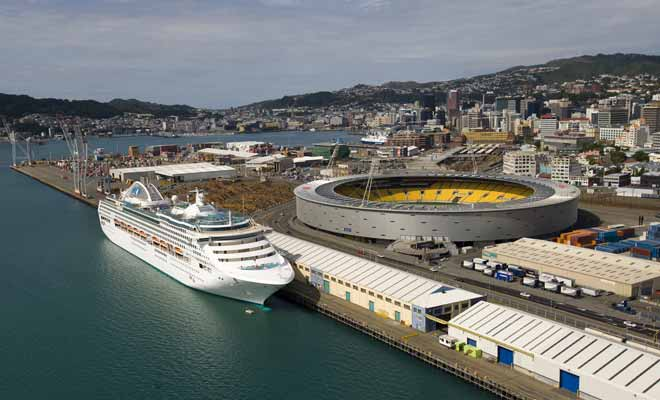 The Westpac Stadium is home to Wellington's Hurricanes, one of the top teams in Super Rugby. The stadium also receives major international encounters when the Eden Park of Auckland is not available.