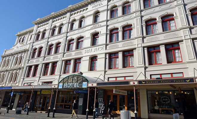 Por no hablar de lujo, hay hoteles donde las noches se cobran entre 150 y 200 euros. A este precio, usted se beneficia de un excelente servicio en Nueva Zelanda.