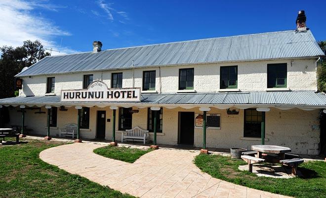 De hotelindustrie geniet een uitstekende reputatie in Nieuw-Zeeland.