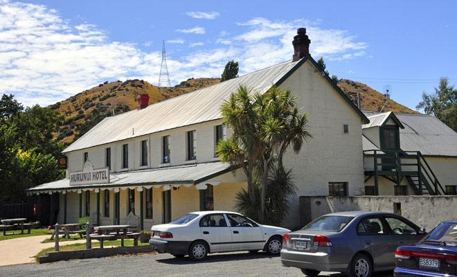 Las habitaciones del hotel a 80 euros por noche son perfectas para una pareja que visita Nueva Zelanda durante un autotour. Dado que el hotel sólo se utiliza para estancias de una noche, no tiene por qué ser particularmente de alta gama.