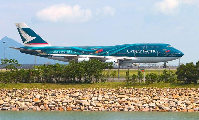 Cathay Pacific es una aerolínea china menos conocida en Europa pero una de las 5 mejores compañías del mundo. Kiwipal recomienda esta compañía si quieres ir a Nueva Zelanda.
