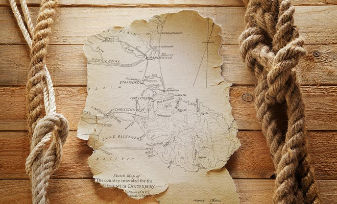Tijdens zijn bezoek maakt Captain Cook een fout tijdens het tekenen van de kaart van de regio. Het zal 40 jaar duren voordat de fout op de kaarten wordt gecorrigeerd: het was een schiereiland en geen eiland.
