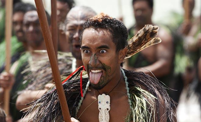 Anteriormente conocido como Kororareka, Russell era una guarida de ladrones.