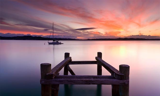 Si el paisaje es la principal atracción de Bahía de las Islas, el clima es también que es el más soleado en el país.