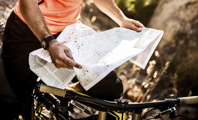 Hay senderos para bicicletas para todos los niveles. Nueva Zelanda será atractivo para los profesionales que buscan sensacionales senderos, así como las familias que quieren caminar en silencio en el bosque. ¡En cualquier caso, necesitará una tarjeta para evitar perderte!