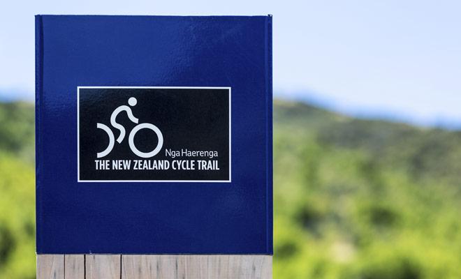 Nombrado Nga Haerenga, este sendero en bicicleta recorre toda Nueva Zelanda y permite admirar algunos de los paisajes más bellos del país.