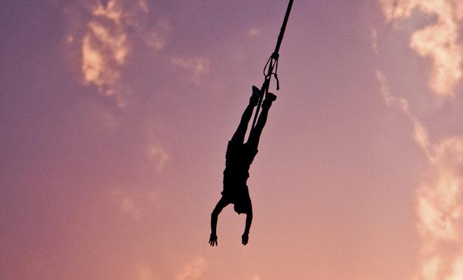 Si quieres volver de tu estancia en Nueva Zelanda con un recuerdo inolvidable, deberías considerar seriamente bungee jumping!