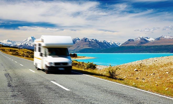 Mal gestionado o insuficientemente preparado, un viaje de campista puede explotar el presupuesto a máxima velocidad. Debería visitar los campings con antelación.