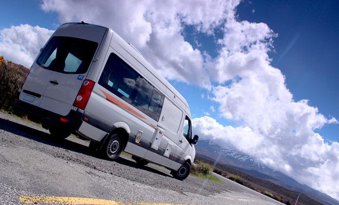 Vrijheid camping blijft in een groot deel van het land legaal. Aan de andere kant hebben de zeer toeristische gebieden het nu verbannen.