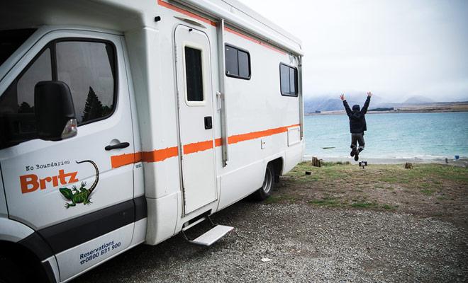 Voor een succesvolle camping ervaring, adviseert Kiwipal u de plezier te variëren door verschillende soorten campings te ervaren.