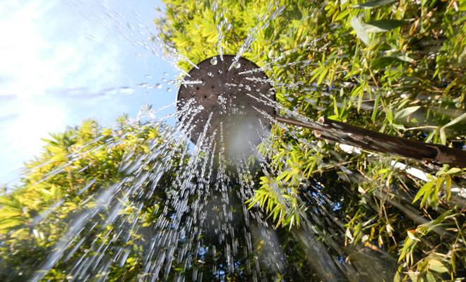 Om in een camping te douchen is leuk, maar het is nog beter om te douchen met warm water. Dit is een detail dat verdient dubbel gecontroleerd te worden voordat u een camping waar u de nacht doorbrengt, kunt kiezen.
