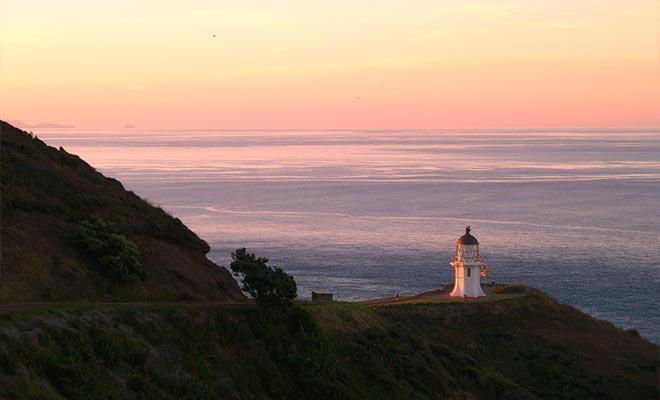 El Cabo marca el lugar de paso de las almas de los difuntos que van a unirse a la tierra de los antepasados, Hawaiki.