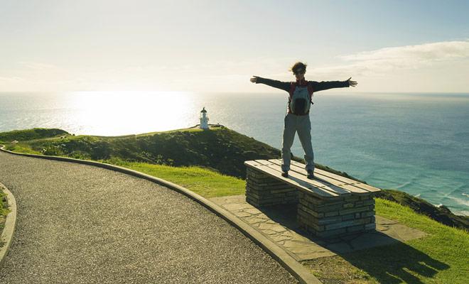 El largo viaje en avión a Nueva Zelanda ya es agotador, otra razón para mantener la calma en casa durante las semanas que preceden a la salida para poder llegar en plena forma a disfrutar de las vacaciones.