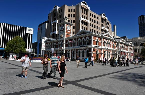 Antes de que el terremoto de 2011 interrumpiera las vidas de su gente, Christchurch era la ciudad más hermosa en la Isla del Sur.