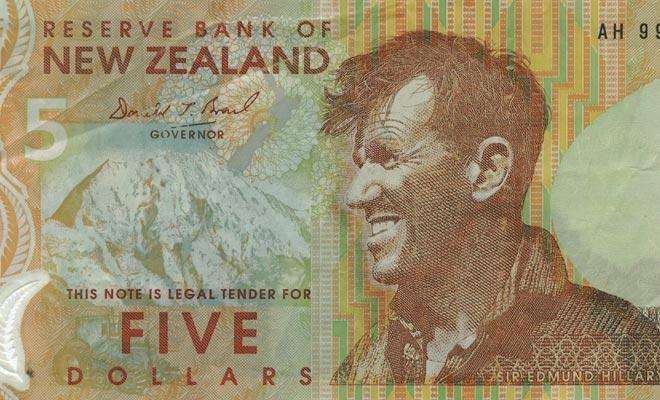 Sir Edmund Hillary nació en Auckland y creció en Nueva Zelanda.