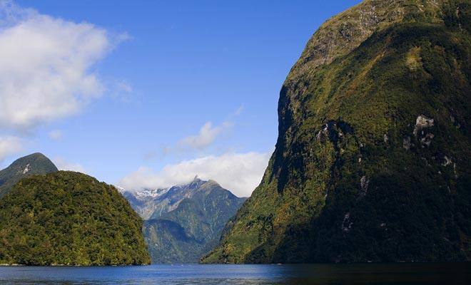 Si el Doubtful Sound es el fiordo más majestuoso del país, merece una excursión de 8 horas.
