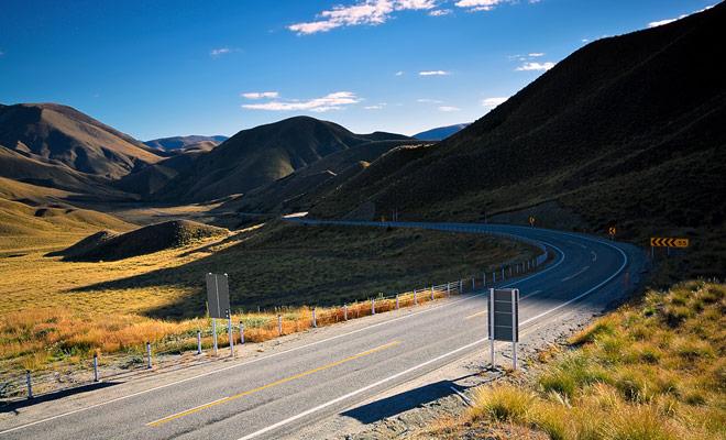 Speed Highways (SH) están presentes en todo el país, y usted los tomará prestados durante su estancia.