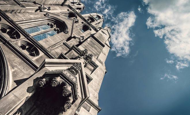 Dunedin tiene la arquitectura más hermosa del país. Basta contemplar la catedral para verla.