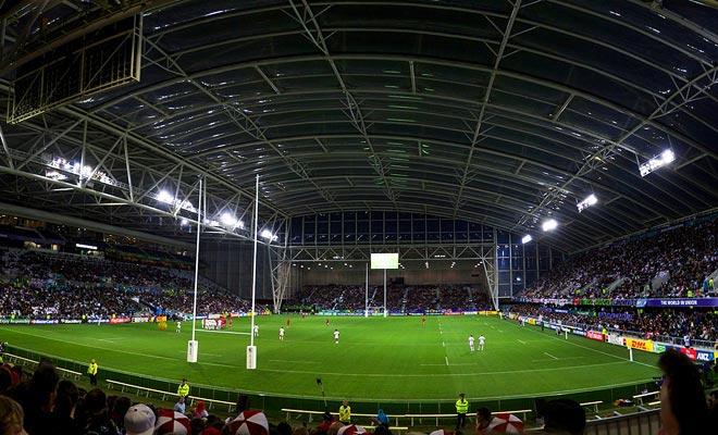 Rugby is een ware religie en het hele land stopt met het werken om de wedstrijden op tv te kijken.