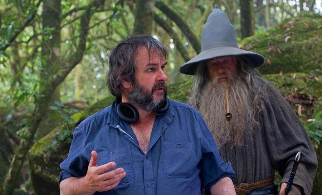 Peter Jackson heeft uiteindelijk ingestemd met de Hobbit-trilogie door de terugtrekking van Guillermo Del Toro.