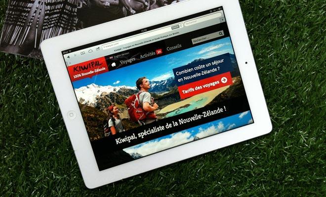 Praticamente tutte le sistemazioni dispongono di connessione Wi-Fi. Puoi consultare Kiwipal sul sito!