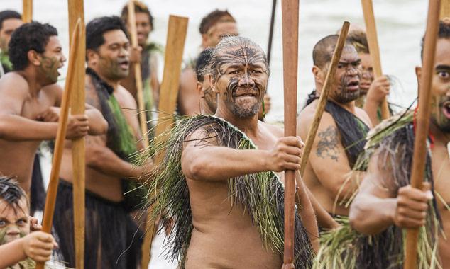 Fiestas de Año Nuevo en Nueva Zelanda.