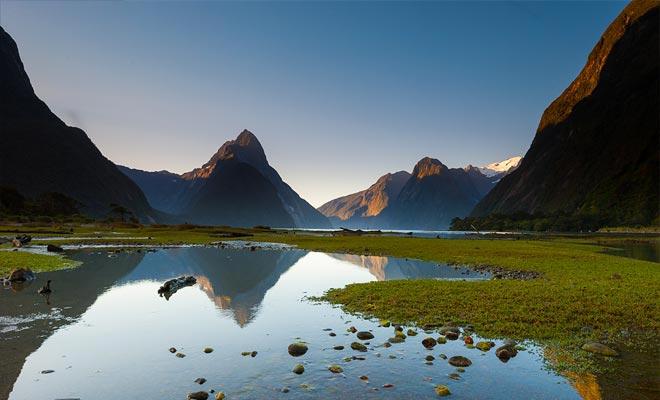 Het Milford Sound is zonder twijfel de meest emblematische fiord van Nieuw-Zeeland. Maar een recente poll laat zien dat de bevolking van het land de Doubtful Sounden verkies.