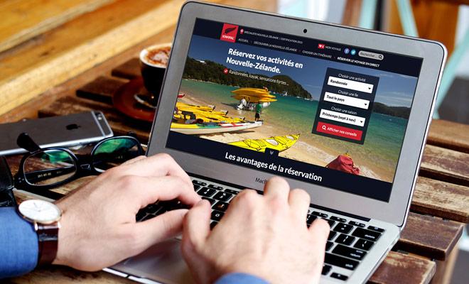 De site bookme.co.nz biedt last minute kortingen op activiteiten in Nieuw-Zeeland. Controleer het tijdens uw verblijf, zodat u geen interessant aanbod mist.