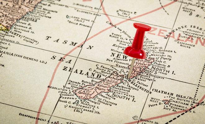 De routes in Nieuw-Zeeland zijn eenvoudig te volgen, aangezien het wegennet in uitstekende staat is en bestaat uit snelle rijstroken met weinig verkeer.