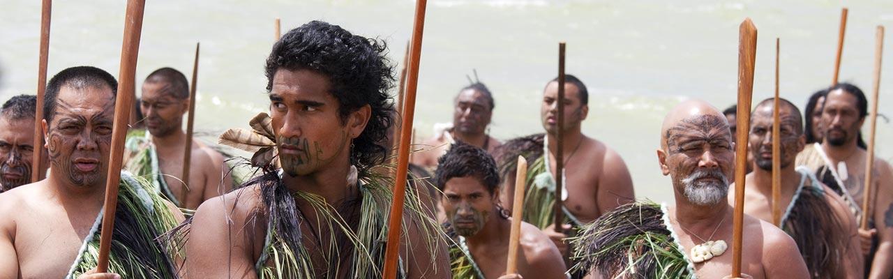 Guerriers maoris