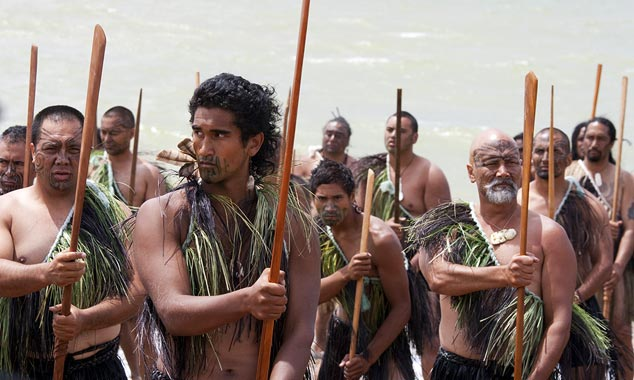Guerriers maoris