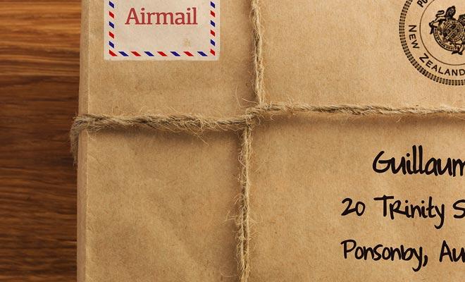 Als u geen mailbox heeft (dat is vaak het geval tijdens een werkvakantievisum), kunt u nog steeds mail en pakketten ontvangen.