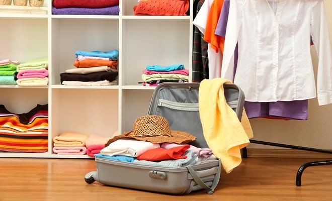 Mientras más tiempo esperes para preparar tu equipaje, más estresado estarás. También aumenta sus posibilidades de olvidar algunas cosas importantes.