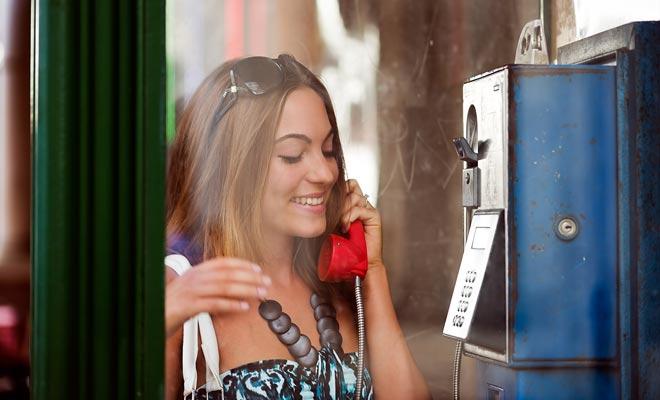 Met de telefoonkaarten kunt u een budget beheersen die gemakkelijk kan exploderen als u niet voorzichtig bent.
