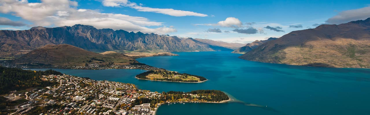 Queenstown is the world capital of adventure.