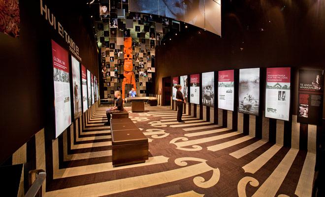 De todos los museos dedicados a la cultura maorí, Rotorua Museulm es, sin duda, el que exhibe las mejores obras de arte, que son verdaderos tesoros (Tonga).