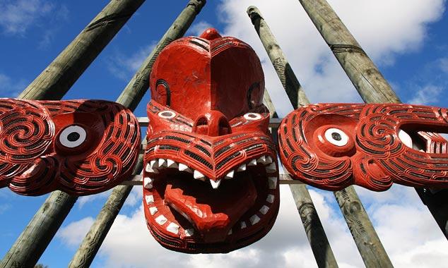 Rotorua è la principale destinazione turistica dell'isola del Nord.