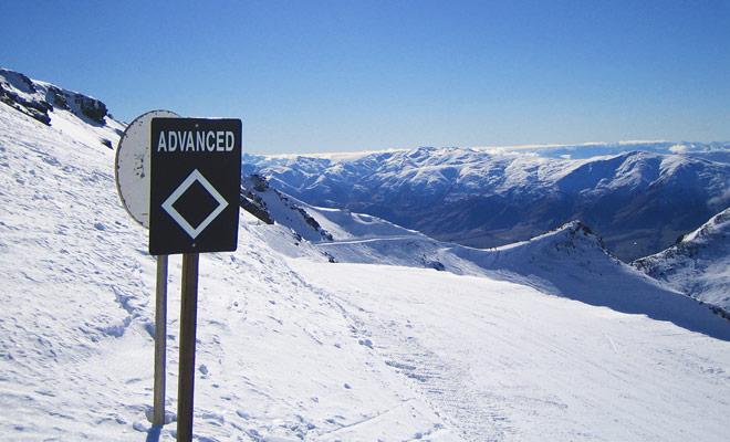 El nivel de los senderos en Nueva Zelanda es bastante alto en general, pero hay sin embargo áreas perfectamente adecuadas para principiantes y familias.