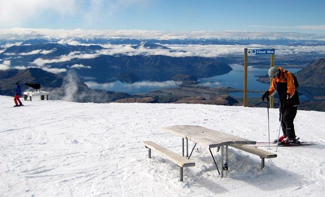 Las estaciones de esquí no son tan muchos, pero de alta calidad. También ofrecen panoramas excepcionales!